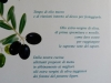 Olive Oil Menu explained