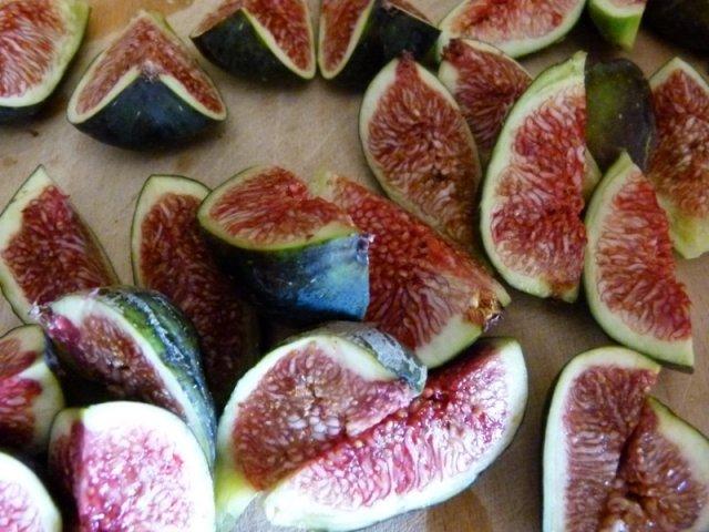 Closeup Figs