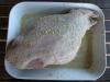 Seasoned Leg of Lamb in Tray