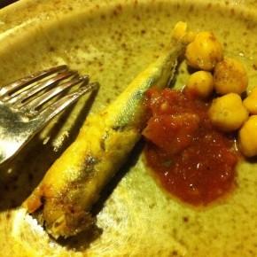 Corsica : how I ate grouper tripes