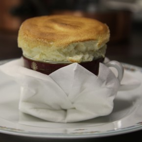 The perfect soufflé