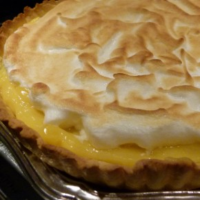 Menton Lemon Meringue Pie