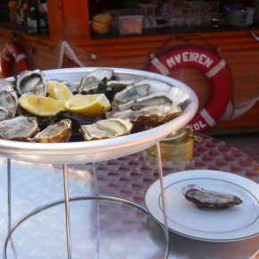 Oysters from Monte-Carlo?