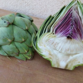 Fear not the artichoke!