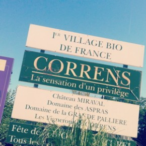 An organic village: Correns