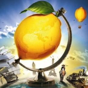 Around the world in a lemon
