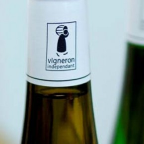 Vignerons independants: A label to look for