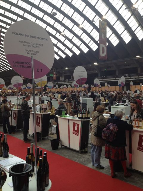 Vignerons independants a label to look for riviera kitchen - Salon des vignerons independants nice ...
