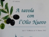 Olive Oil Menu