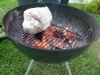 Leg of Lamb on the Barbecue