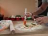 Brushing the crust