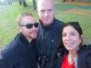 P1030750 Joshua, Stephen and Segolene at the Streitz olive farm