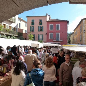 Let's get local in Valbonne